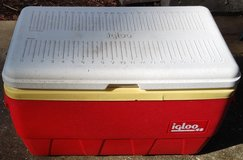 Igloo 48 Quart Cooler in The Woodlands, Texas
