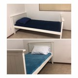 2 Twin bed FRAME ONLY!!NO MATTRESS! in Okinawa, Japan