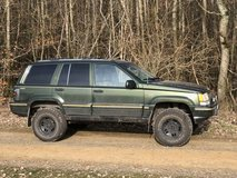 1995 Grand Jeep Cherokee in Ramstein, Germany