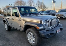 2018 Jeep Wrangler Unlimited- BRAND NEW in Spangdahlem, Germany