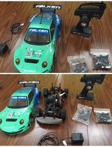 High Performance RC Car with Spare Parts. in Okinawa, Japan