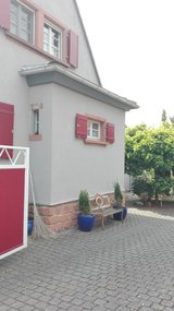 Beautiful Renovated Single Family House with Carport for Rent in Langmeil/Winnweiler in Ramstein, Germany