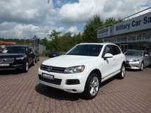 2014 Volkswagen Touareg Executive TDI 4 Motion in Ramstein, Germany