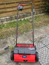 Thatcher for yard-220 V in Ramstein, Germany