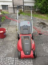 220V Einell Electric Lawn Mower in Ramstein, Germany