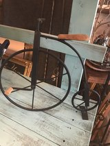 Vintage Bicycle Decor in Naperville, Illinois