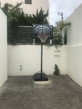 Basketball Hoop in Okinawa, Japan