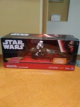 New Star Wars Air Hogs Remote Control  Speeder Bike in Yorkville, Illinois