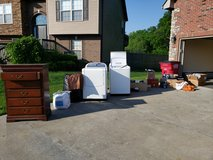 Big A$$ yard sale in Clarksville, Tennessee