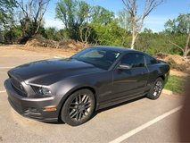Ford Mustang in Fort Knox, Kentucky