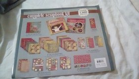 Scrapbooking kit with album in Bolingbrook, Illinois
