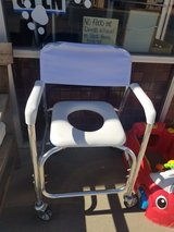 medical/chair toilet set in Alamogordo, New Mexico