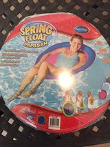 Pool Float in Naperville, Illinois