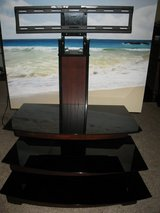 Holder - Will hold large TV or Mount on wall in Wilmington, North Carolina