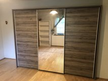 Schrank w/Sliding Doors and Mirror in Ramstein, Germany