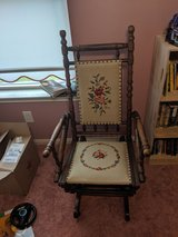 antique gliding/rocking chair in Kingwood, Texas