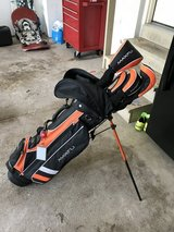 Boys Left-handed golf clubs in Joliet, Illinois