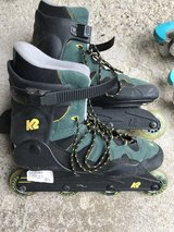 Men's Roller Blades - size 12 in Joliet, Illinois