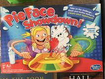 Pie face showdown - new in Aurora, Illinois
