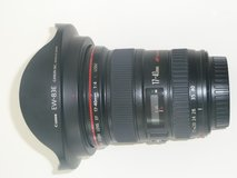 Canon ultra-wide angle zoom lens in Camp Lejeune, North Carolina