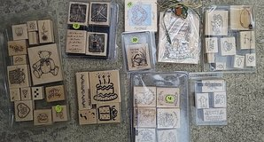Stampin' Up stamp sets in Westmont, Illinois