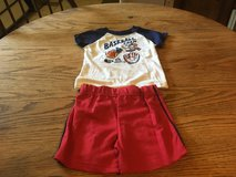 Boys short outfit(24month) in Beaufort, South Carolina