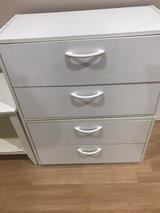 2 stackable storage cabinets(4 drawers) in Naperville, Illinois