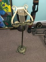 Antique Brass Music Stand in Beaufort, South Carolina