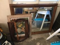 Mirror and picture frames in Beaufort, South Carolina