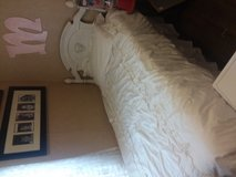 Twin Bed/mattress/boxsprings/headboard/comforter in Baytown, Texas