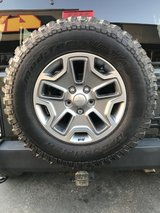 WHEELS - Jeep Rubicon in Camp Pendleton, California