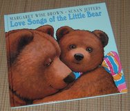 Love Songs of The Little Bear Hard Cover Book Age Range 3 - 6  Poems / Poetry in Shorewood, Illinois
