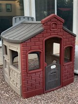Little Tikes Playhouse in Nellis AFB, Nevada