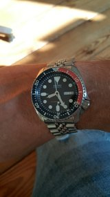 1997 Seiko SKX009 Automatik Divers Watch in Ramstein, Germany