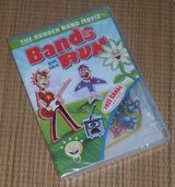 NEW Bands on the Run DVD The Rubber Band Movie + Free Bands A $4.99 Value in Oswego, Illinois
