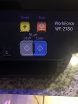 Epson WorkForce WF-2760 in Houston, Texas