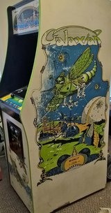 GALAXIAN VIDEO GAME in Quantico, Virginia