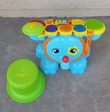 Elephant drum set w/batteries in Fort Irwin, California