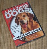 NEW Amazing Dogs DVD & How To Care for Them Stories Health Tips & Tricks in Chicago, Illinois