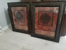 Matching Wall Picture Frame Decor in Baytown, Texas