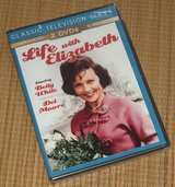 NEW Life With Elizabeth DVD 2-Disc Set Classic Television Series 16 Episodes Betty White Del Moore in Yorkville, Illinois