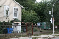 Property  - Land and Home built  in 1850 for sale on Large Lot in Chicago - Bronzeville in Chicago, Illinois