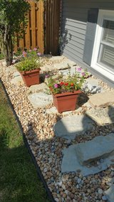 decorative estone, patios, retaining wall in Yorkville, Illinois