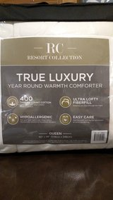 New 400 thread count Comforter in Bolingbrook, Illinois