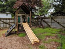 Sturdy Swingset in Yorkville, Illinois