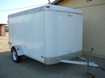 2004 Worksport enclosed utility trailer - 6 x 10 in Yucca Valley, California