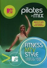 MTV Fitness Four Pack: (Pilates Mix / Pilates / Yoga / Power Yoga) in Fort Campbell, Kentucky
