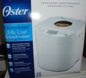OSTER Bread Maker (NEW) in Tinley Park, Illinois