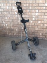 BagBoy golf pull cart in Alamogordo, New Mexico