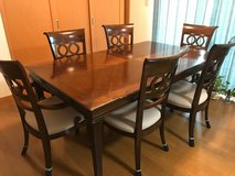Great dining table and 6 chairs in Okinawa, Japan
